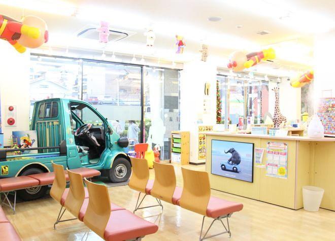 中山駅前歯科の画像