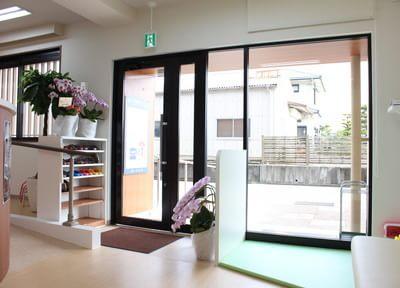 湯田温泉駅 出口車5分 しま歯科クリニックの院内写真1