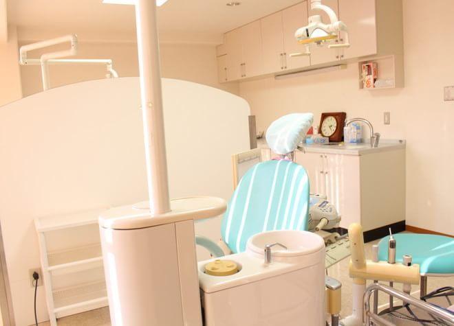 草津駅(滋賀県) 西口徒歩 7分 戸﨑歯科の治療台写真6