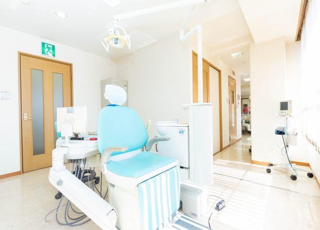 草津駅(滋賀県) 西口徒歩 7分 戸﨑歯科の治療台写真5