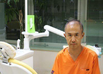 ジロー歯科の院長先生