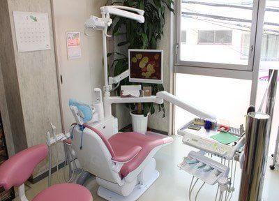 下井草駅 南口徒歩1分 下井草歯科医院の院内写真7