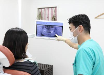 用賀駅東口 徒歩2分 ゆずる葉歯科のスタッフ写真2