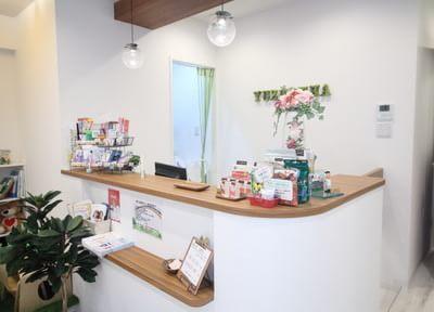 用賀駅 東口徒歩2分 ゆずる葉歯科の院内写真4