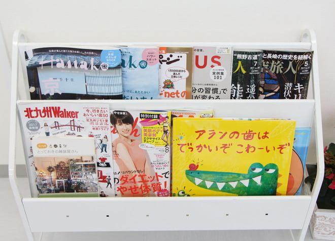 香春口三萩野駅 出入口2徒歩 3分 小倉デンタルクリニックの院内写真6