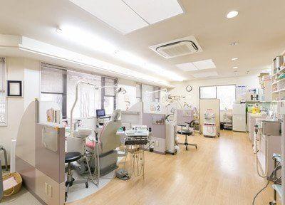北野駅(福岡県) 出口徒歩 4分 しぶえ歯科・小児歯科の院内写真2