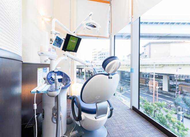 浜松町駅 北口徒歩 2分 東京浜松町歯科クリニックの治療台写真5