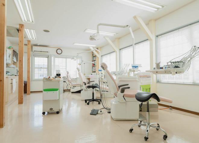 上尾駅 徒歩12分 小川歯科医院の治療台写真7