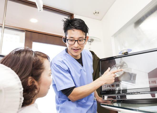 香里園駅出口4 徒歩2分 坂井歯科医院のスタッフ写真2