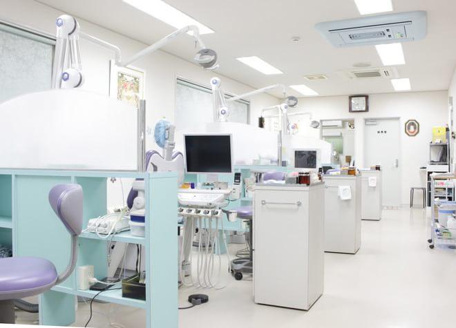 西条駅(広島県) 出口車 13分 サトミ歯科の院内写真3