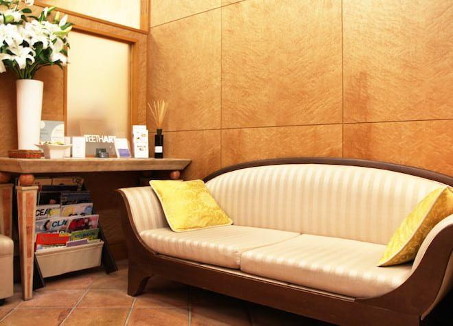 渋谷駅 徒歩2分  ティースアート矯正歯科 渋谷の院内写真3
