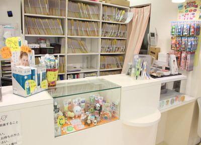 深井駅 出口車5分 ソフト歯科の院内写真3