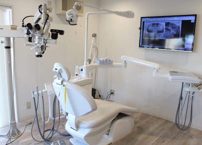 北上尾駅 東口徒歩 1分 北上尾歯科の治療台写真4