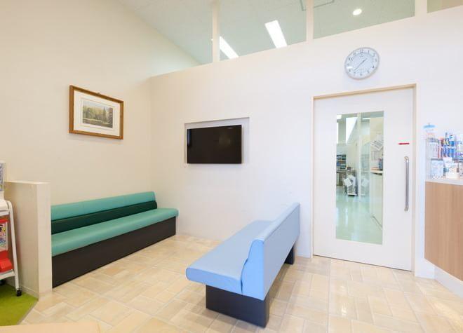 研究学園駅 出口徒歩 30分 くりの木歯科医院の院内写真3