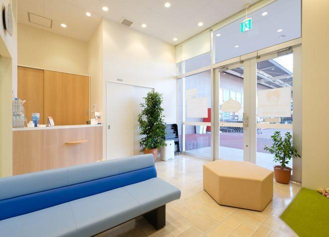 研究学園駅 出口徒歩 30分 くりの木歯科医院の院内写真4