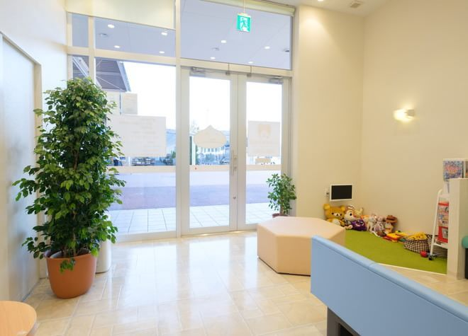 研究学園駅 出口徒歩 30分 くりの木歯科医院の院内写真5