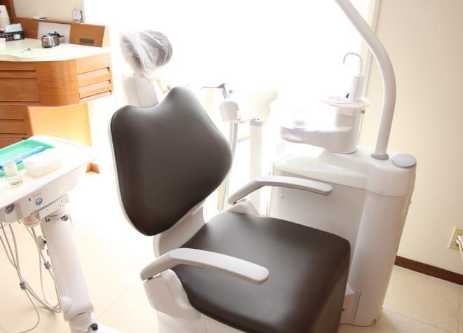 堺市駅 出口徒歩 8分 もり歯科医院の治療台写真4