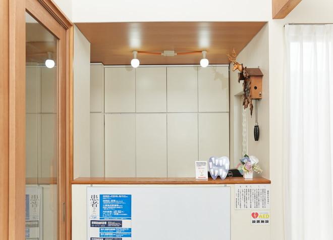 堺市駅 出口徒歩 8分 もり歯科医院の院内写真5