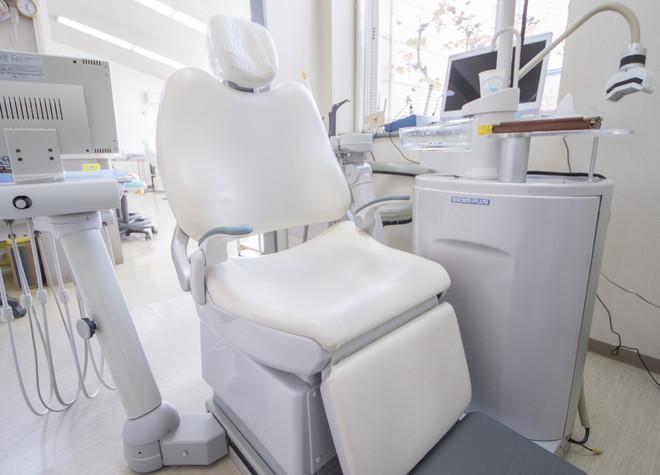 天童駅 東出口徒歩18分 とがし歯科医院の治療台写真6