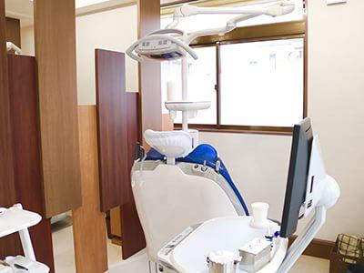 谷山駅(鹿児島市営) 出口徒歩 6分 おやま歯科の院内写真5
