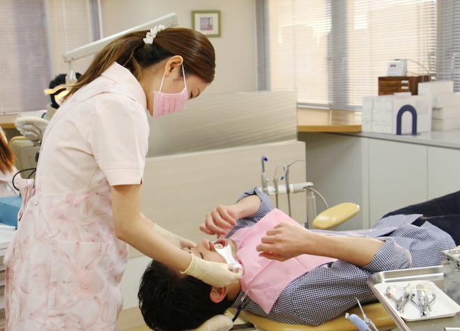 横浜駅 東口徒歩2分 サン横浜歯科矯正クリニックのスタッフ写真2