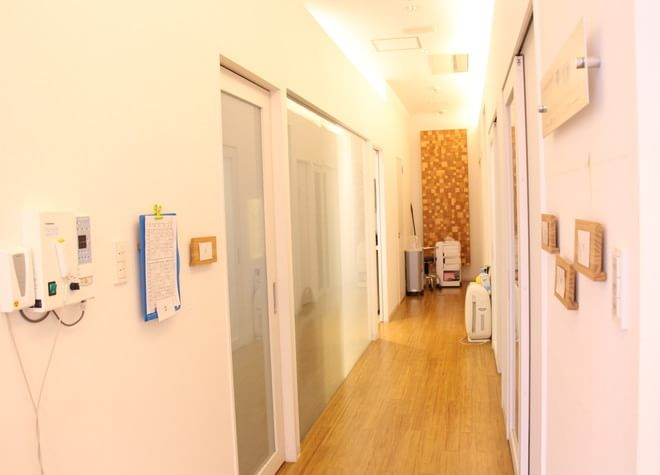 大井町駅 徒歩5分 ブリリア大井町ラヴィアンタワー歯科クリニックの院内写真4