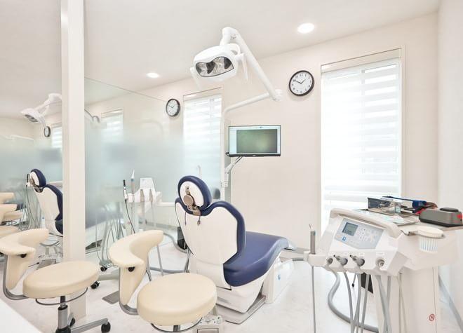 口腔内スキャナーで負担を軽減!詳細な診断のための設備