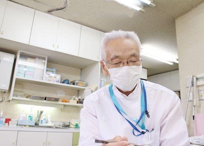 武庫之荘駅 出口バス 17分 歯科楠山医院のスタッフ写真3
