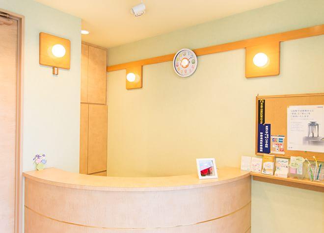 八王子駅 徒歩4分 糸井歯科の院内写真2