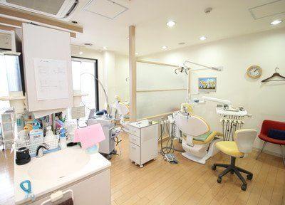 ひばりケ丘駅 2番出口徒歩10分 パール歯科医院 ひばりが丘のその他写真2