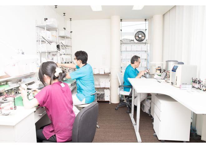 朝霞駅 南口車 5分 医療法人社団 新正会 安藤歯科医院のスタッフ写真3