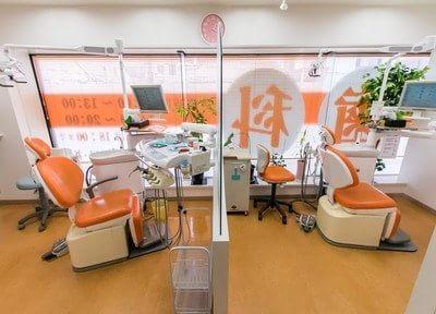 駒込駅 東口徒歩1分 医療法人社団KHR きたはら駒込歯科の治療台写真3