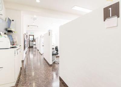あびこ駅 1番出口徒歩 4分 なかの歯科クリニックの院内写真3