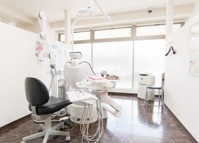 あびこ駅1番出口 徒歩4分 なかの歯科クリニックの院内写真4