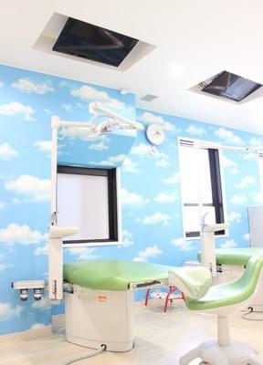 上社駅 出口徒歩 1分 たかぎ歯科医院の院内写真2