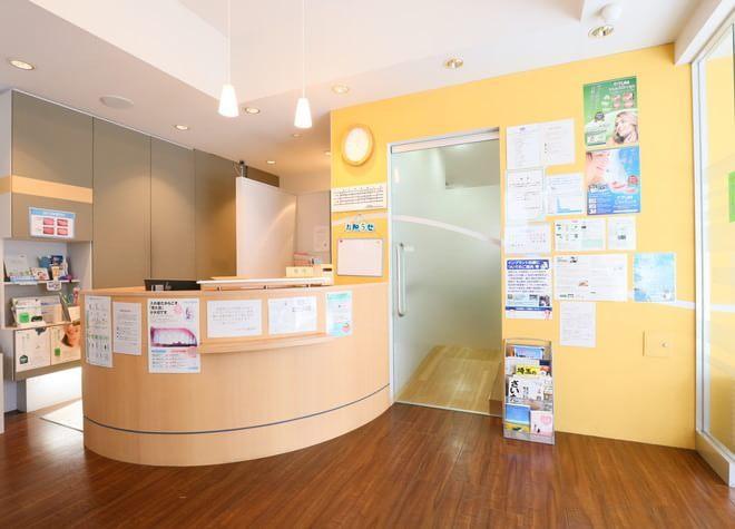 川越駅 東口徒歩5分 クレア大橋歯科の院内写真7