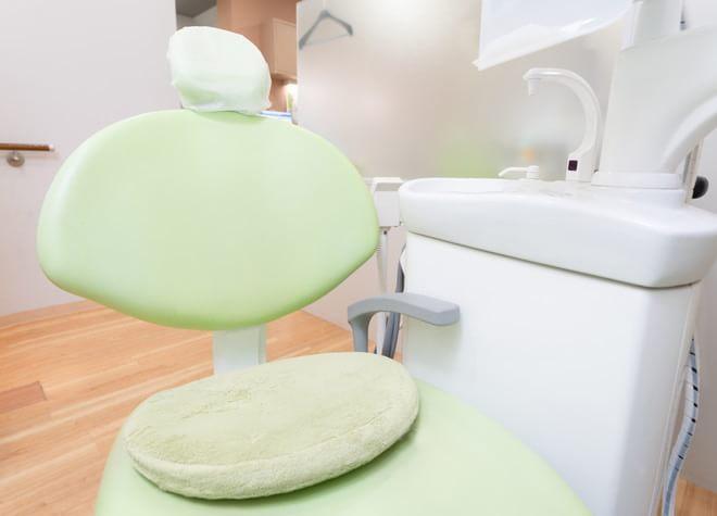 川越駅 東口徒歩5分 クレア大橋歯科の治療台写真4