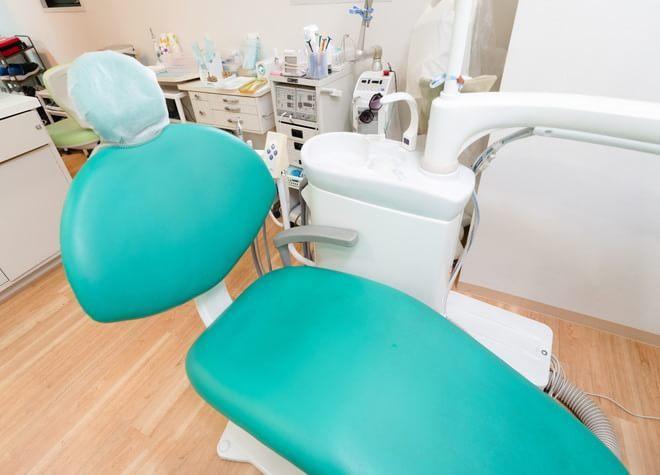 川越駅 東口徒歩5分 クレア大橋歯科の治療台写真6