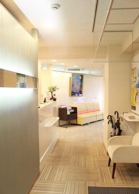 赤坂駅 徒歩3分 赤坂国際KG歯科の院内写真3