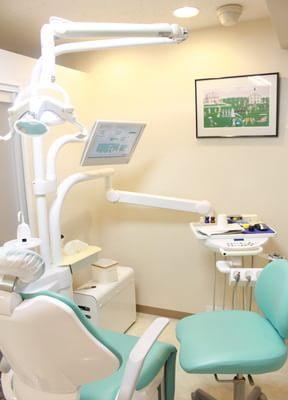 赤坂駅 徒歩3分 赤坂国際KG歯科の院内写真6