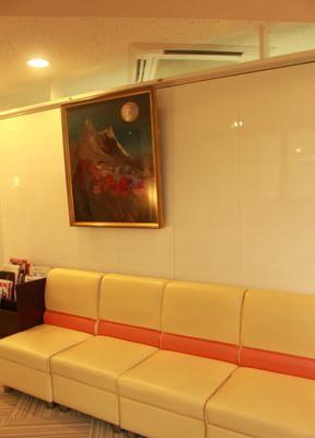 赤坂駅 徒歩3分 赤坂国際KG歯科の院内写真2
