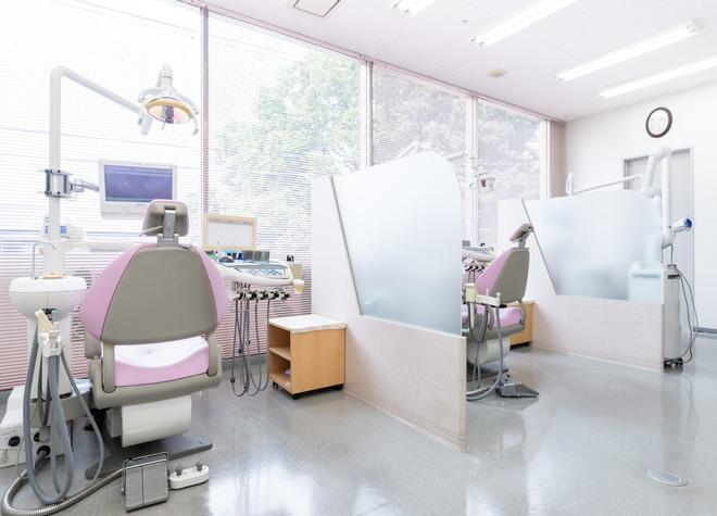 西川口駅東口 徒歩10分 いさわ歯科医院の治療台写真5