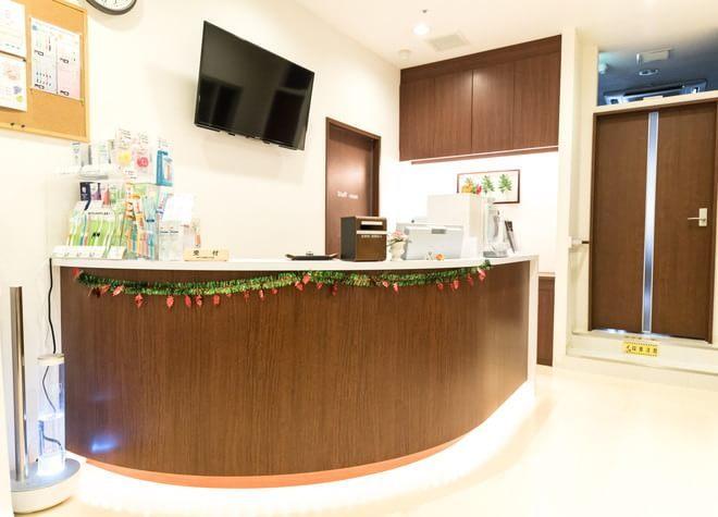 新百合ケ丘駅 北口徒歩 5分 新百合山手アクザワ歯科医院の院内写真2