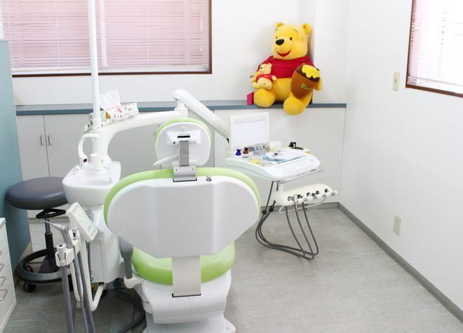 北坂戸駅 西口徒歩 12分 おおば歯科クリニックの治療台写真2