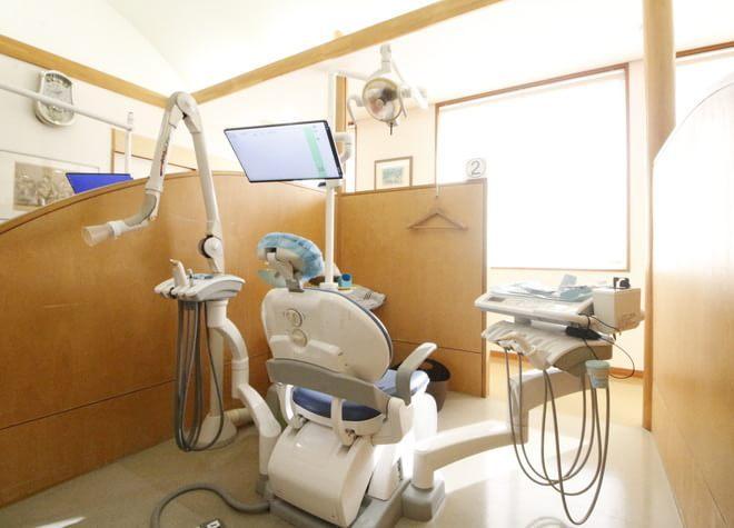 八田駅 出口徒歩 7分 すぎむら歯科クリニックの治療台写真2
