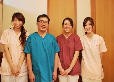 関目高殿駅 3番出口徒歩 1分 松野歯科のスタッフ写真2