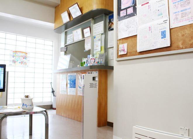 観音駅 出口徒歩1分 松本歯科医院の院内写真1