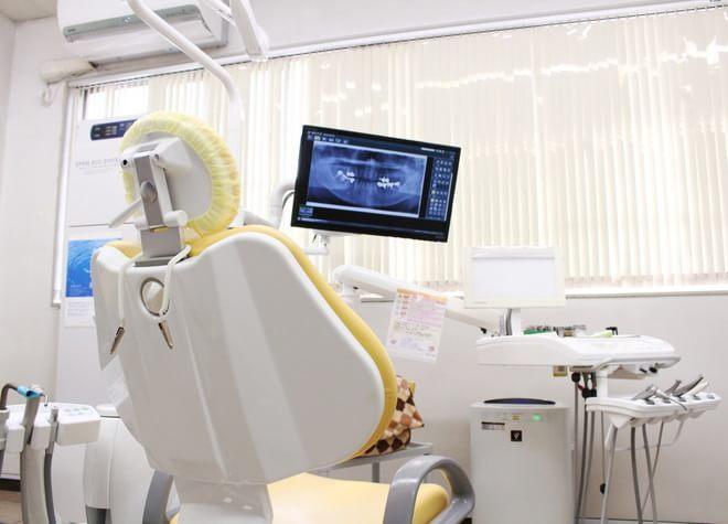 観音駅 出口徒歩1分 松本歯科医院の治療台写真7