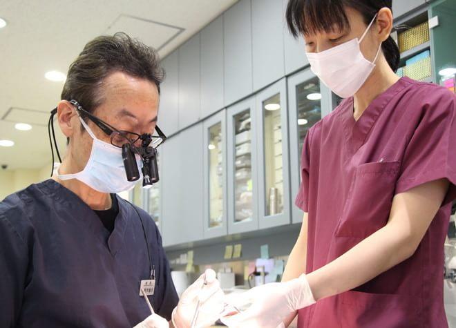 さいのき歯科の画像