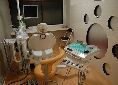 練馬駅 北口徒歩12分 太郎歯科桜台診療所の院内写真3